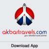 Pay with Payzapp on Akbar travels to get ₹500/1000 off on Domestic/International flights