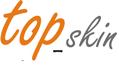 Topskin-logo