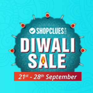 ShopClues Diwali Flea Mela Sale Offer 2020