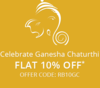 Flat 10% off on Bus Tickets