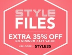Flat 60% + Extra 35% off on more than 1900 Products (no mim. purchase)