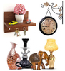 Get flat 20% extra off on home decor range || Get upto 15% off on electronic range