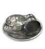 Register to Pepperfry & Buy Momento Navratri Special Thali 4 pcs Set for Rs. 75