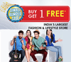 Snapdeal : Buy 1 get 1 Free