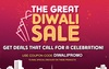 Diwali offers on Indiatimes