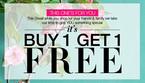 Buy 1 Get 1 Free on dresses, kurtas, footwear & more! Only TODAY!