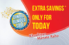 Snapdeal : Diwali Bumper sale (Only for Today)