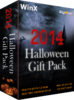 Halloween Giveaway 2014 - 1000 Copies Of Free Software Gifts Per Day