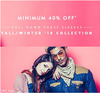 Get minimum 40% off on myntra originals styles