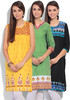 Set of 3 Kurtas For Women (Ethnic) @ Rs. 999 (WS Retail)
