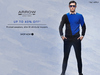 Upto 40% off on clothing by Arrow