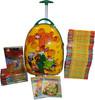 Geronimo Customize Kids Trolley Bag - Set of 63 (Trolley Free)