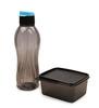 Tupperware Set of 2 Pcs Extreme Set Bottle 750 ml & Box 500 ml