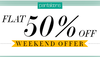Flat 50% Off on Pantaloons