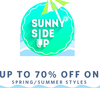Upto 70% off on selected Summer Styles