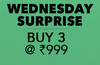 Buy any 3 fashion products @ Rs.999
