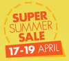 Summer Super Sale at Snapdeal (17 Apr - 19 Apr)