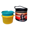 Tupperware Junior Rocker 2 Pcs Lunch Box With 1 Free Bag  (Get 40% off)