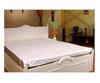 Indigo White Waterproof Mattress Protector  (Get 50% cashback)