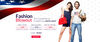 Flat 61% off on minimum purchase of Rs.1599 for first 1 hour