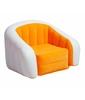 Intex Orange Cafe Club Chair