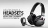 Extra 30% Cashback on Headphones & Headsets !