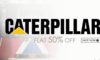 Flat 50% off + extra 20% off + extra15% cashback on selected Apparels by caterpillar