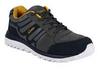 Quantus Black Sport Shoes (Size-7)