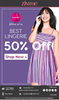 Get Flat 50% off on Enamor EOSS