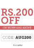 Get Flat Rs.200 OFF On Rs.999