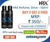 HRX Perfume Drive - 120 ml