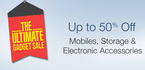The Ultimate Gadget Sale (6th-8th Oct)