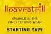 Flat 50 - 80% off on Fashion Categories