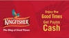 Get Rs.20 paytm cash on Kingfishers pack