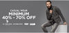 Upto 70% off on Casual Wear