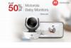 Motorola MBP26 Video Baby Monitor