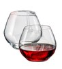 Bohemia Crystal Amoroso Whiskey Glass Set of 2