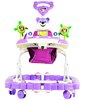 Panda Baby Walker cum Rocker - Height Adjustable, Musical, Push Handle