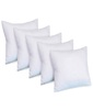 Curl Up Reliance Fibre Cushion Fillers - Set Of 5 (16X16 inch)