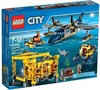 Lego Deep Sea Operation Base(Multicolor)