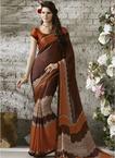 Triveni sarees coffee printed saree 5202 0424612 1 pdp slider l