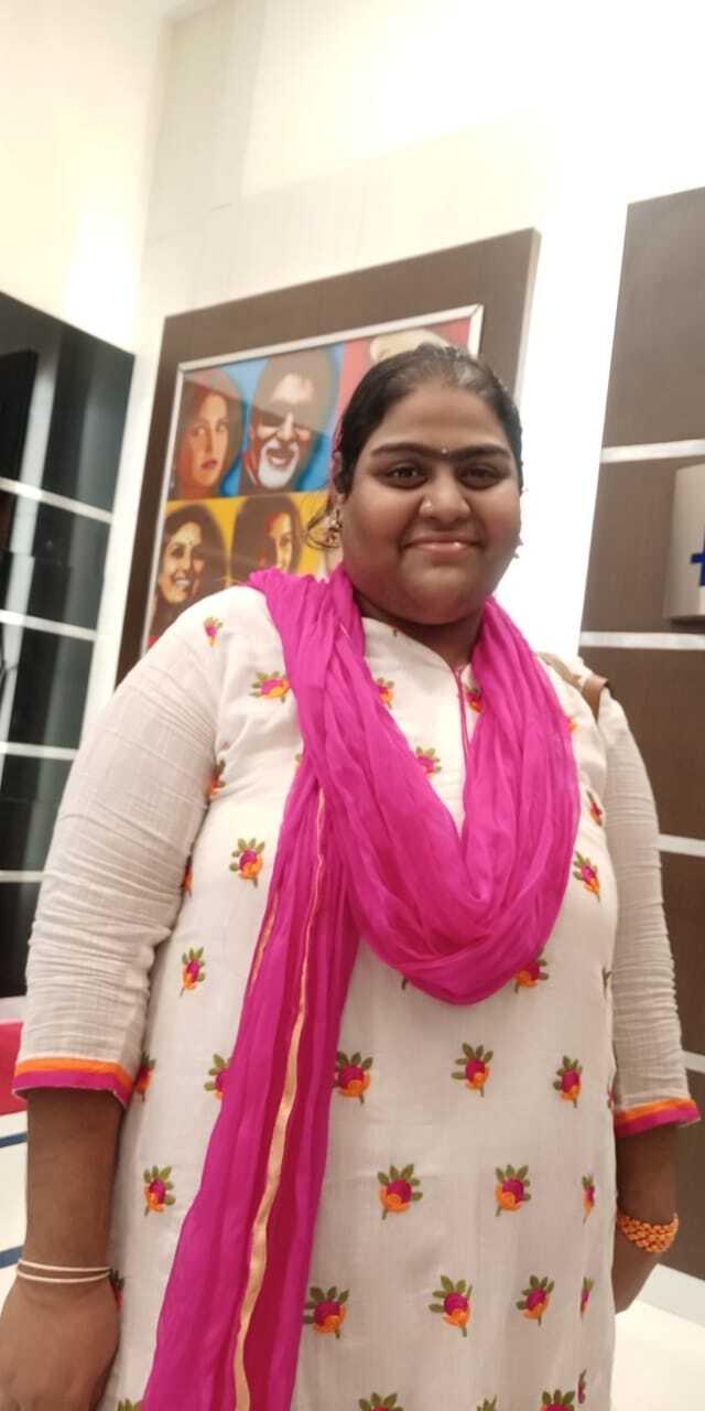 Reshma Mahadik