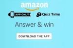 Amazon Quiz Answers for 10th April 2019 - Win Redmi 6 Pro