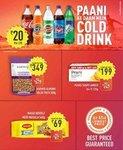 Coca-cola 1ltr @ Rs.20     Milk 500 ml @ Rs.10 & more