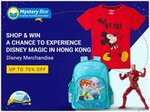 Disney Carnival 19th-21st April(Shop and win a chance to experience Disney Magic in Hong Kong)