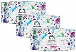 Mama Bear Cleansing Baby Wet Wipes - 72 wipes/pack (Pack of 3)