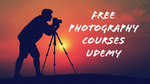 70+ Free Udemy Courses in Photography