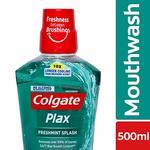 Colgate Plax Freshmint Splash Mouthwash – 500 ml