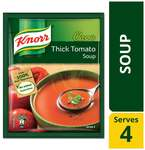 Knorr Tomato Soup effectively free