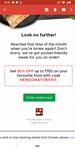 Zomato email code
